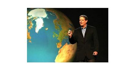 Al Gore op 14 oktober naar Nederland