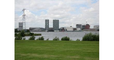 'Almere loopt voor op gebied van duurzaam bouwen'
