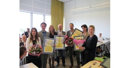 Amsterdam en Nijmegen: Solar City 2014