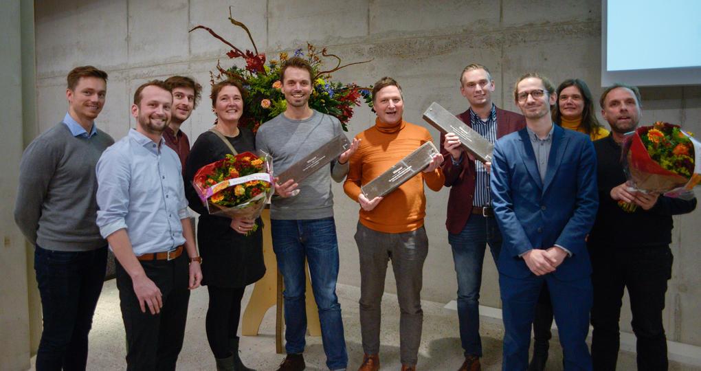 Amsterdamse Woningcorporaties winnen uitvraag rondom circulariteit
