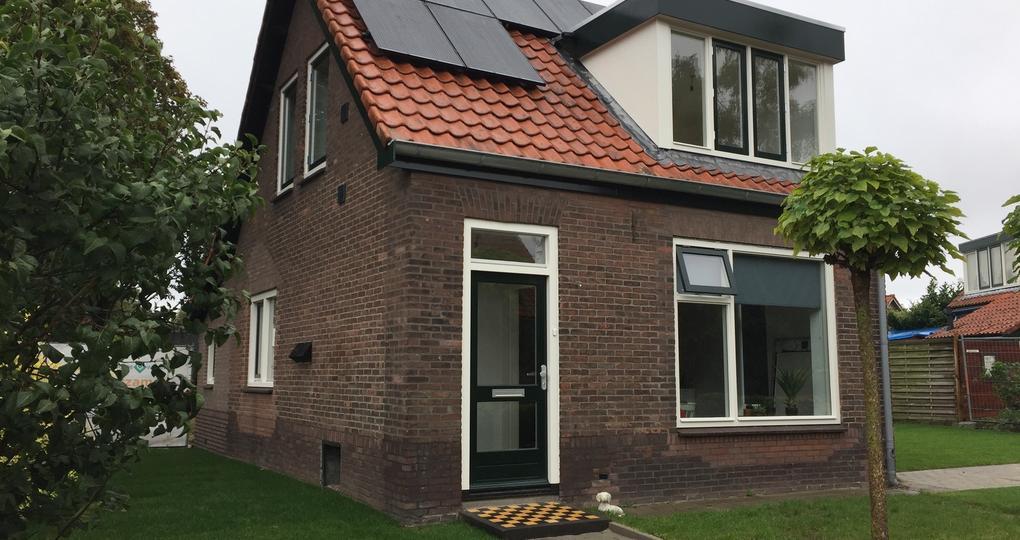 Apeldoornse woning uit 1900 wordt kennisbaken voor verduurzaming