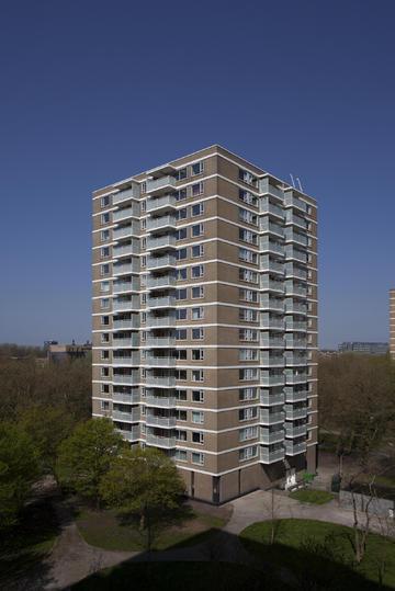 Appartementen Staalmeesterslaan in Amsterdam van G naar A-label