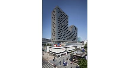 Appartementencomplex De Karel Doorman wint publieksprijs Nederlandse Bouwprijs 2013