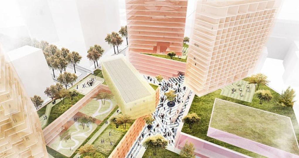 Arenapoort Amsterdam wordt 'Paris-proof' ontwikkeld