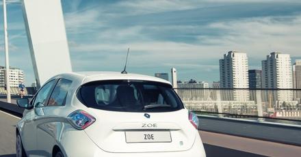 Auto vormt sleutel voor duurzame toekomst