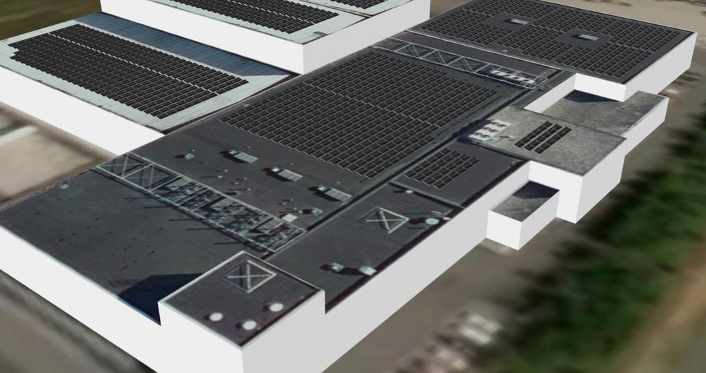 Bakkersconcern maakt van dak in Vlijmen duurzame energiecentrale