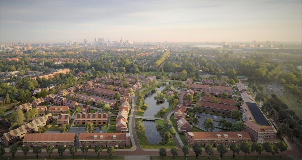 Ballast Nedam: alle grondgebonden woningen energieneutraal in 2019