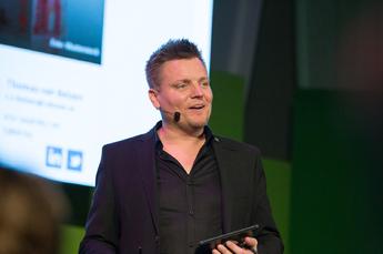 Bernard Wientjes versterkt keynote Jan Willem van de Groep