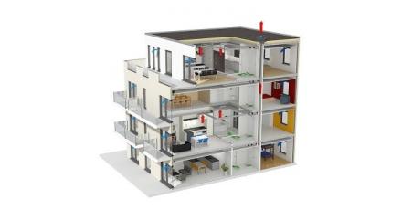 Bewoners profiteren van eenvoudige bediening ventilatiesysteem
