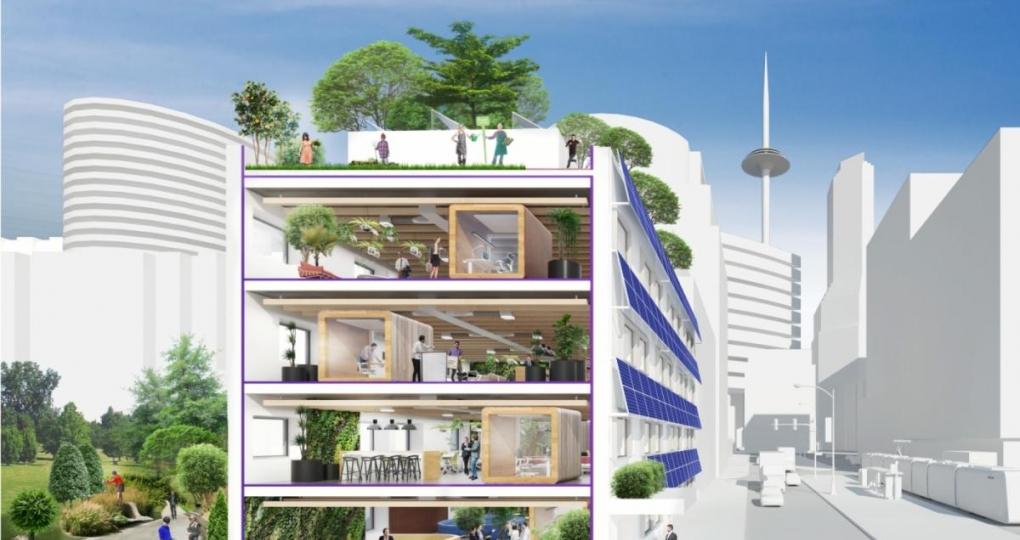 Bijeenkomst WELL en een gezonde gebouwde omgeving