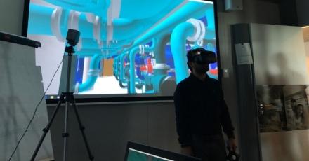 'BIM en VR brengen gebouw tot leven'
