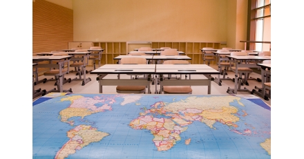Biobased materiaal maakt binnenklimaat school gezonder