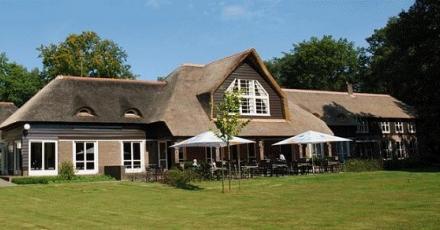Biomassa-installatie voor oudste conferentieoord van Nederland