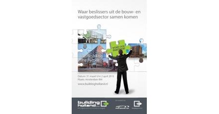 BNR en FD hebben aandacht voor Building Holland