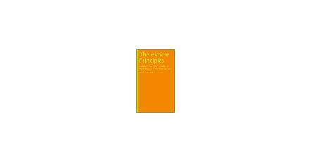 Boek 'Almere Principles' gepresenteerd
