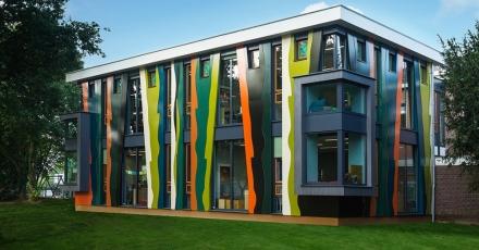 Boom als inspiratiebron nieuw schoolgebouw