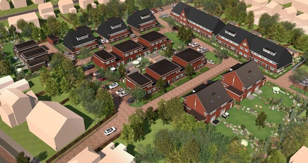 Bouw duurzame nieuwbouwwoningen in Veldhoven van start