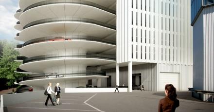 Bouw parkeergebouw RAI Amsterdam gestart