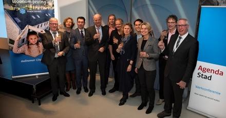 Brabant digitaliseert 100.000 woningen dankzij City Deal