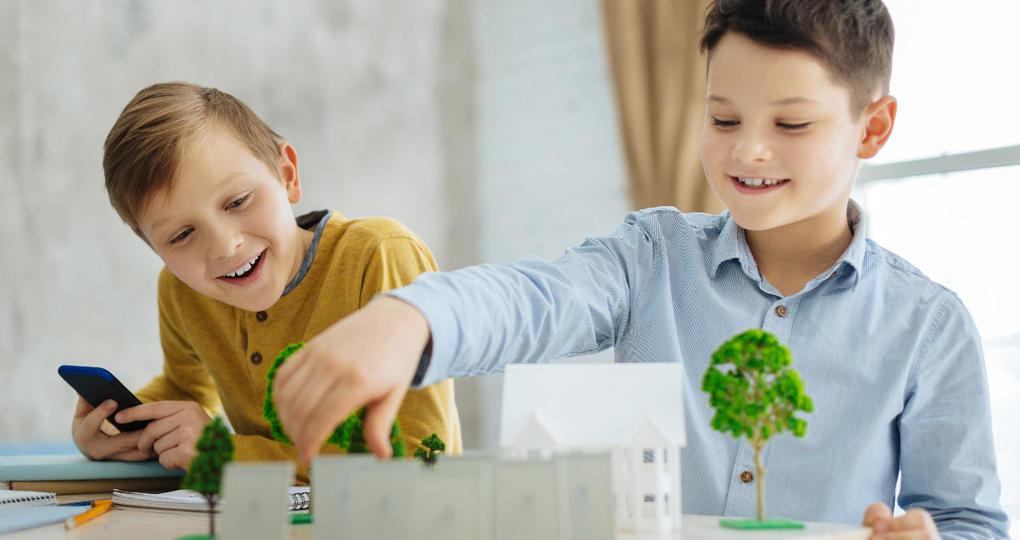 Brainstorm duurzame scholen voor marktpartijen