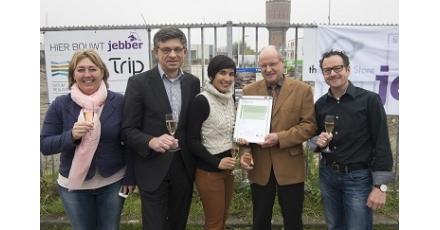 BREEAM-NL certificaat Utrechts woningbouwproject