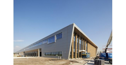 BREEAM-NL Outstanding ambitie voor distributiecentrum Tilburg