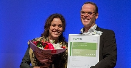 BREEAM-NL Outstanding voor Geelen Counterflow