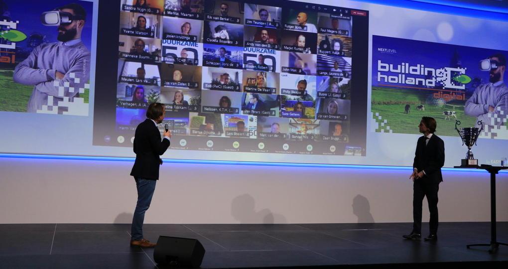 Building Holland Digital: 'Duurzaamheid gaat om leven geven'