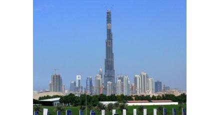Burj Dubai is voorlopig het hoogste gebouw