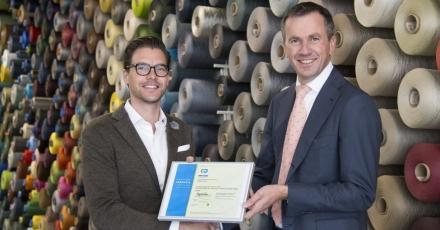 C2C-mijlpaal voor Nederlandse tapijtfabrikant