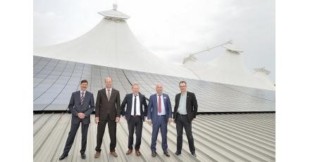 Zonnepark De Scheg vormt startschot van groot energieproject