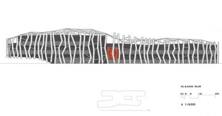 Caja Vital Kutxa van Mozas Aquirre Architecten