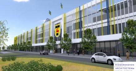 Cambuur krijgt energieneutraal voetbalstadion