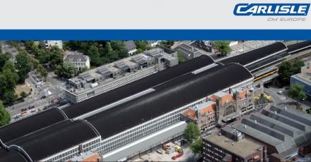Carlisle Construction Materials NL nieuwe partner Duurzaam Gebouwd