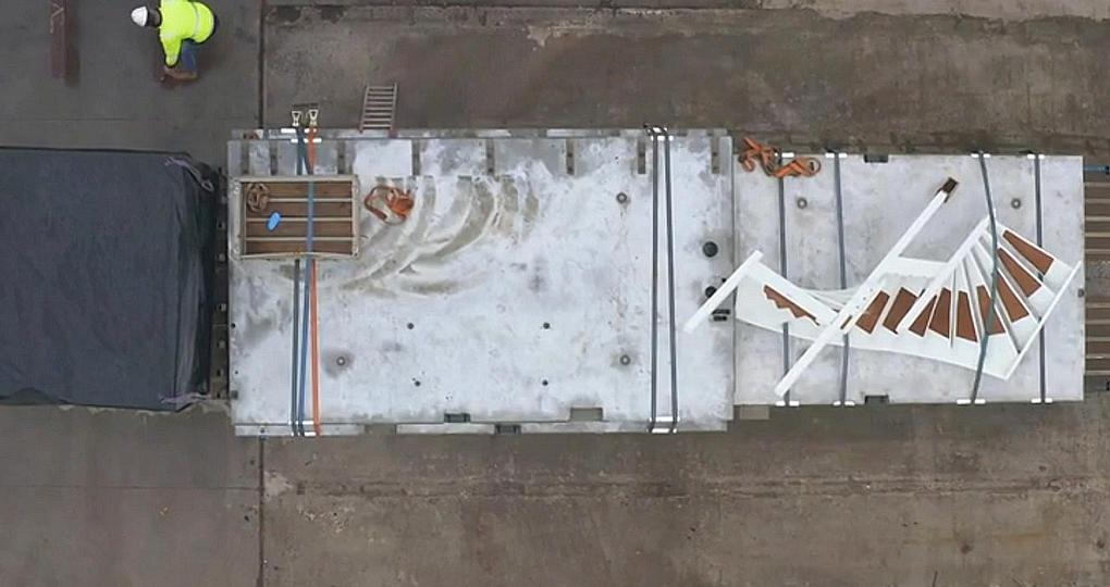 Carrouselfabriek helpt woningnood op te lossen