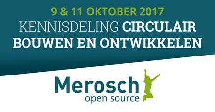 Circulair bouwen en ontwikkelen tijdens Open Source-bijeenkomst