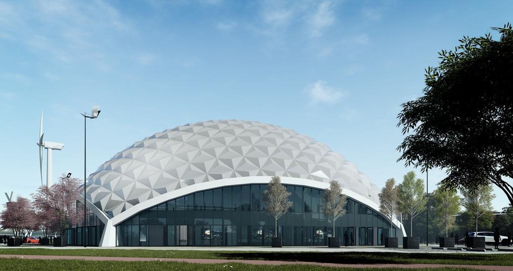 Circulair bouwen geeft Aviodome nieuw leven als congrescentrum