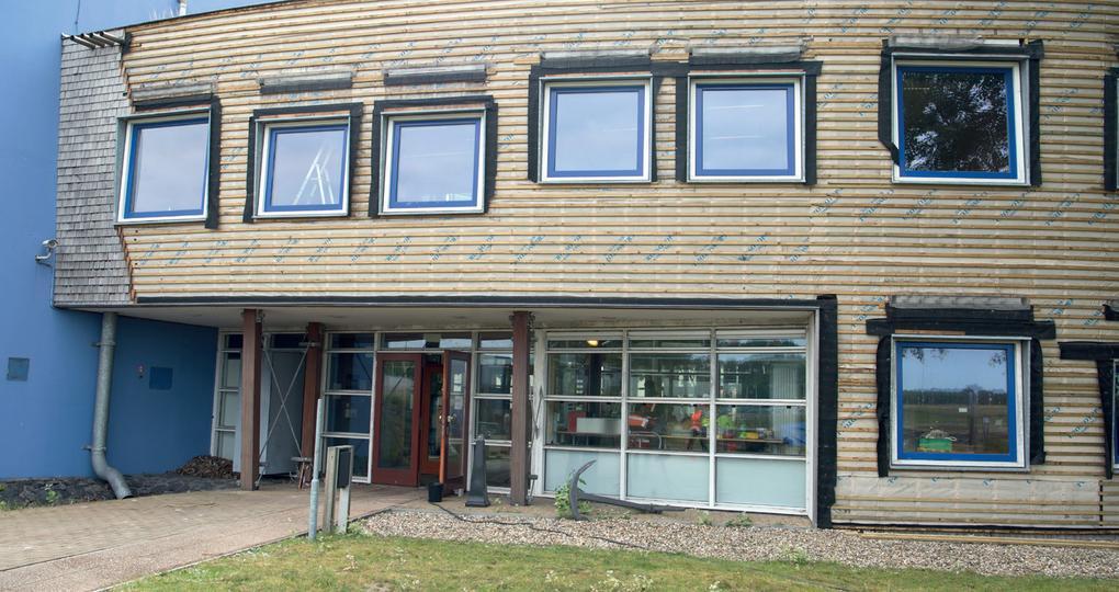 Circulair gebouw voor GGZ-instelling Emergis in Zeeland
