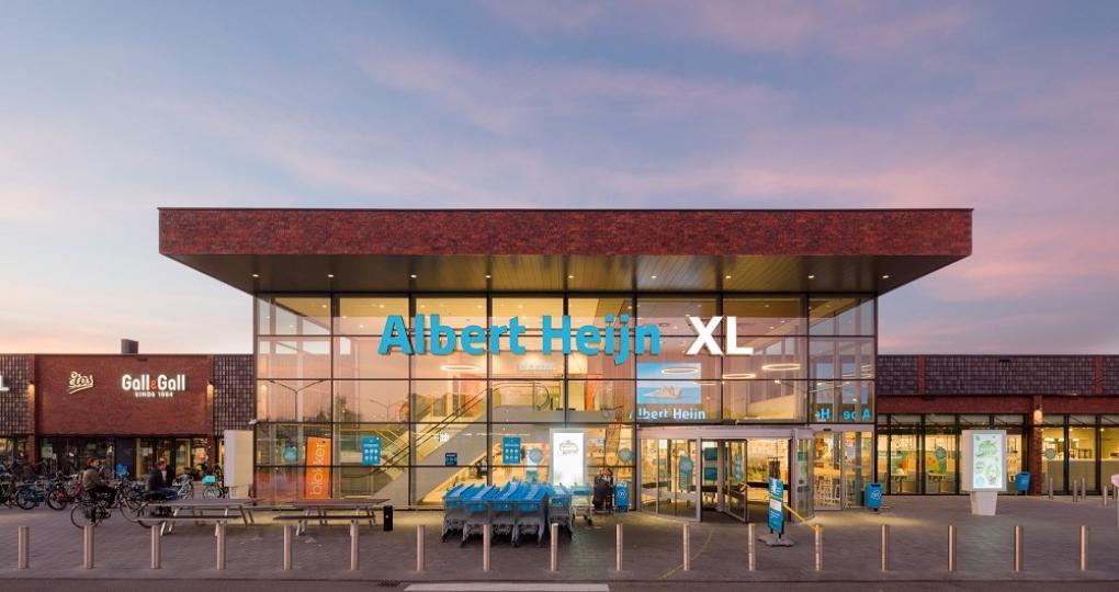 Circulaire gevelvernieuwing Albert Heijn verhoogt winkelcomfort