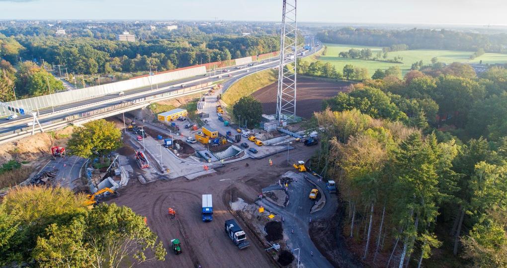 Circulariteit en energieneutraliteit centraal bij GWW-project provincie Utrecht
