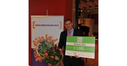Coert Zachariasse wint tweede editie Duurzame 50 Vastgoed NL