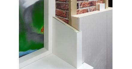 Compleet systeem voor na-isolatie woningen