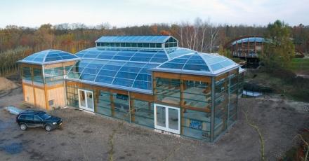 Congrescentrum maakt maximaal gebruik van natuurlijke energiebronnen