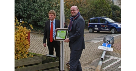 Cradle to Cradle-certificaat lichtmasten Noordwijk