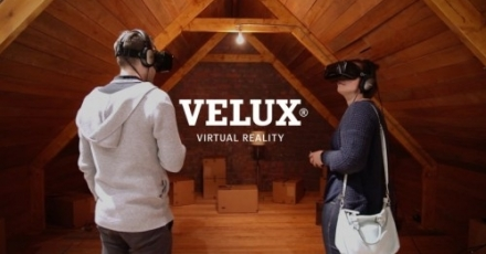 Daglicht ervaren met virtual reality