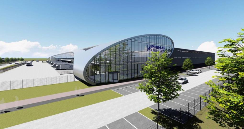 DC NewLogic III in Tilburg haalt bijna 100% in BREEAM NL-ontwerp