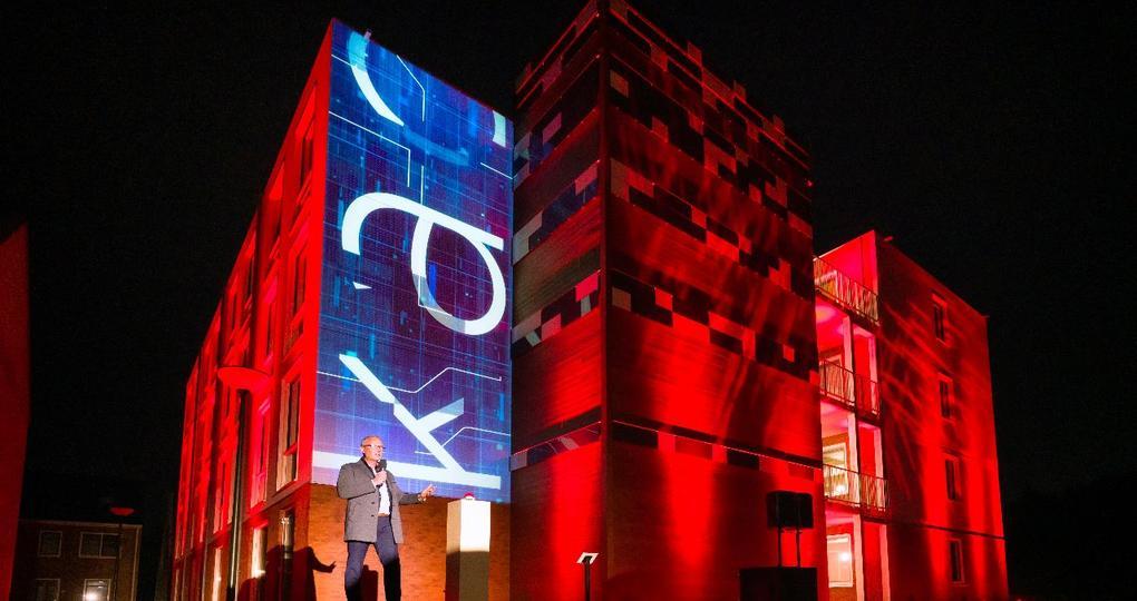 De Loskade: living lab en innovatieve, circulaire pop-up wijk