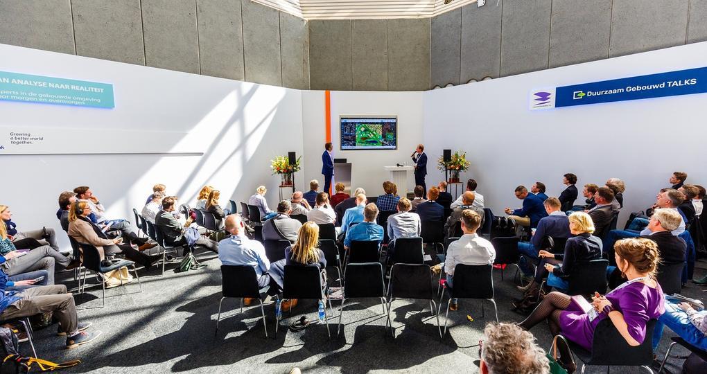 De toekomst van duurzame en circulaire gebiedsontwikkeling op Building Holland 2020