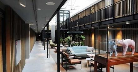 De Hallen in Amsterdam ontvangt Europese prijs