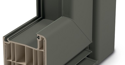 Deurprofielen met optimale thermische prestaties